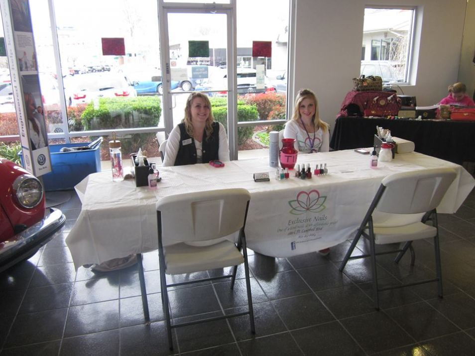 Ladies Day @ Gary Mathews VW