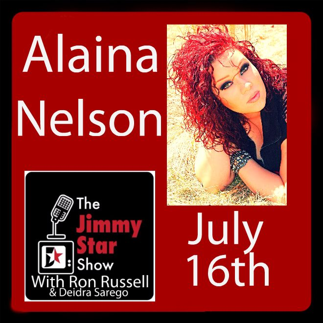 Alaina Nelson on The Jimmy Star Show