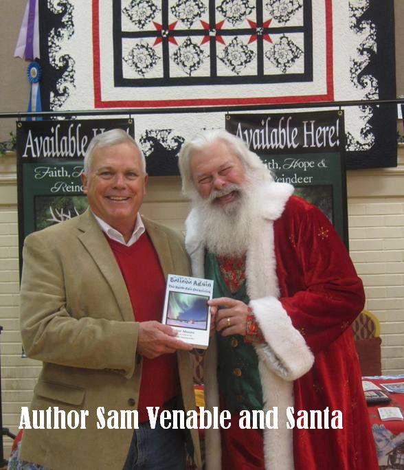 Joe Moore and Sam Venable