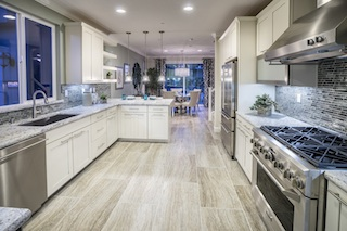 Model Kitchen At Avenue One