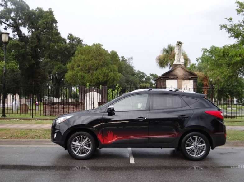 The Walking Dead Special Edition 2014 Hyundai Tucson