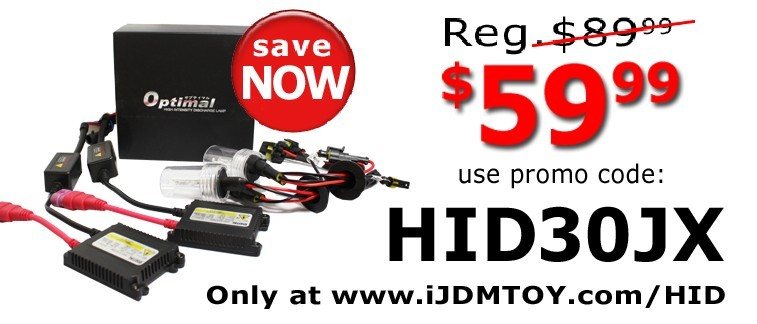HID Conversion Kit July Sale
