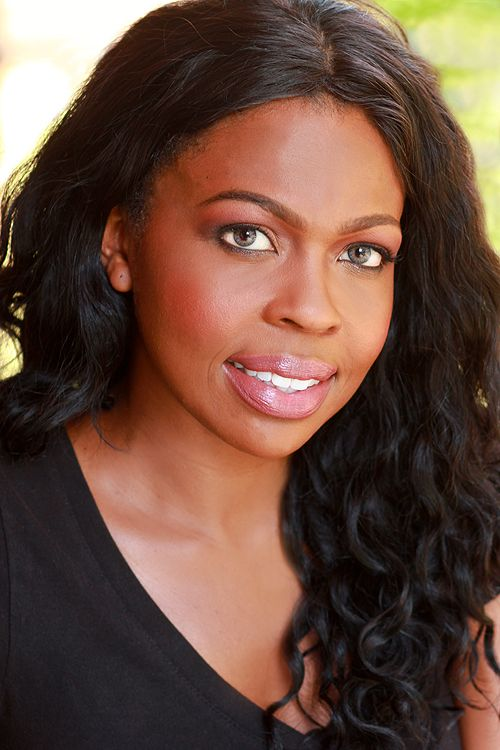 WIFTA member and actress Tierra Ferra (Jones)