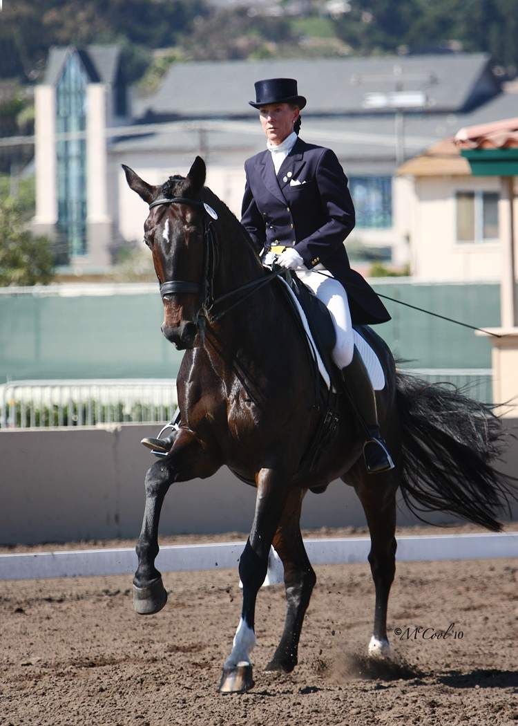 Valenti Equestrian Club welcomes Lena Nordlof-Davis as new Dressage Trainer