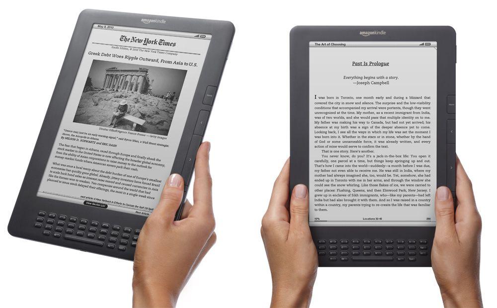 amazon kindle ebooks