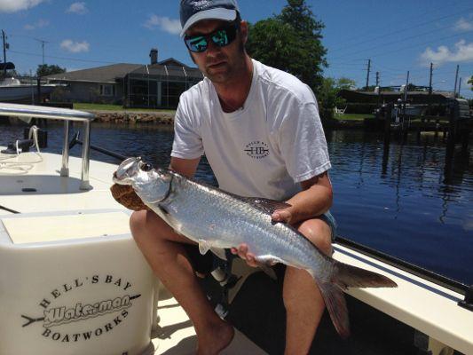 Captain Joe Johnson Catch 533x400