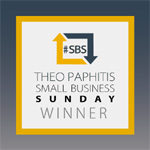 #SBS Small Business Sunday with Theo Paphitis