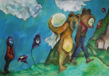Abigail Lee Goldberger, Bears