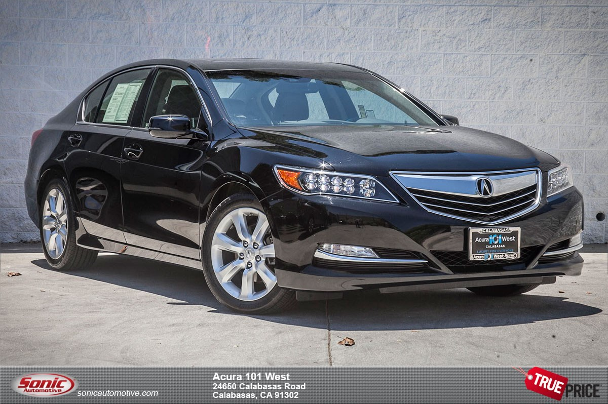 Certified Pre-Owned Acura