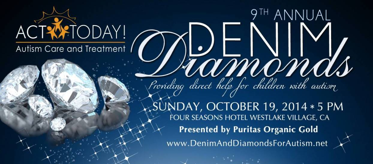 2014 BANNER DENIM AND DIAMONDS