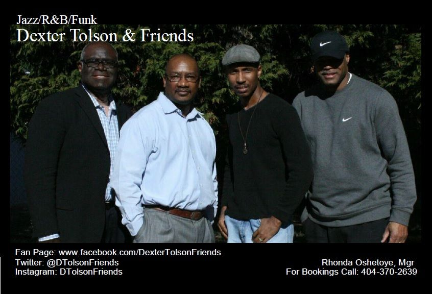 Dexter Tolson and Friends Jazz Band