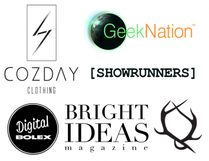 Sponsors for Cozday Clothing Launch Private Party & Viewing at #SDCC2014