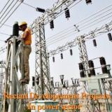 Major Recent Developments in Power Sector