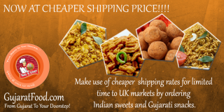 Indian Sweets and Snacks Online UK