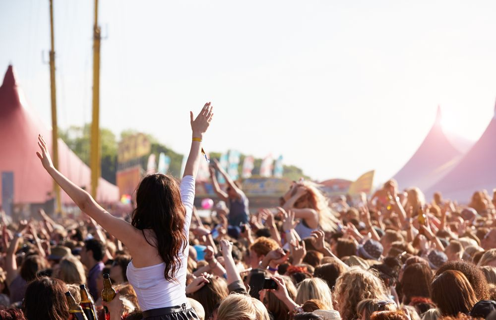 Guide to Festival Security from Keytek Locksmiths