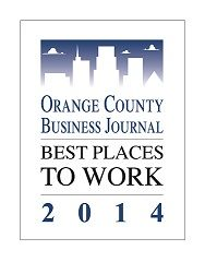 Fenix Consulting Group- 2014 Best Places to Work in Orange County