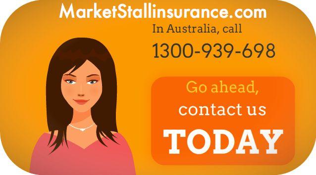 Market Stall Insurance Australia
