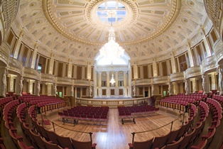 Small Concert Room, St. Georges Hall