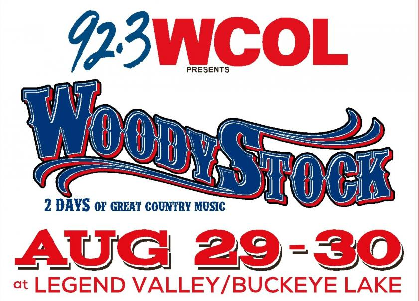 WCOL Woodystock 2014 ft. Tim McGraw