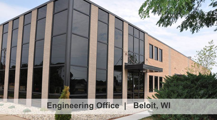Midwest Engineering System's Office in Beloit, WI