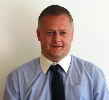 Ray Lloyd, Remeha Commercial ASM for the North West Region