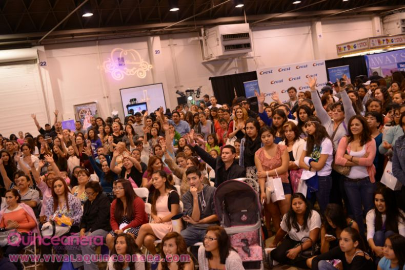 Quinceanera Magazine Expo Los Angeles