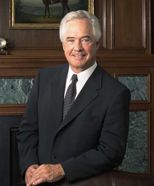 Community Foundation for Southeast Michigan Board Chair James Nicholson