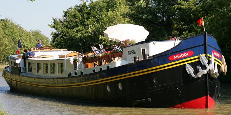 European Waterways Hotel Barge, Anjodi