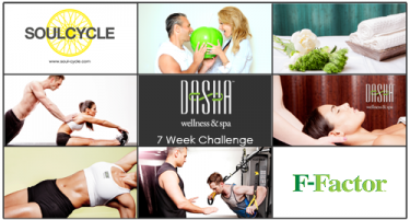 DASHA'S 7 Week Summer Wellness Challenge