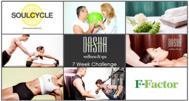 DASHA'S 7 Week Summer Wellness Challenge
