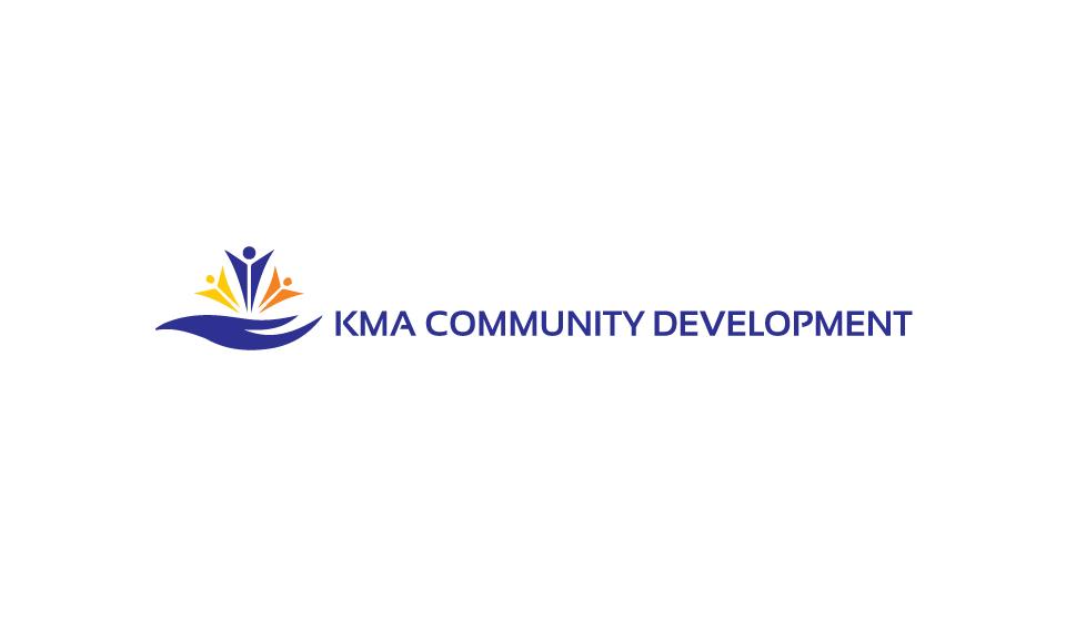 KMA Community Development logo.