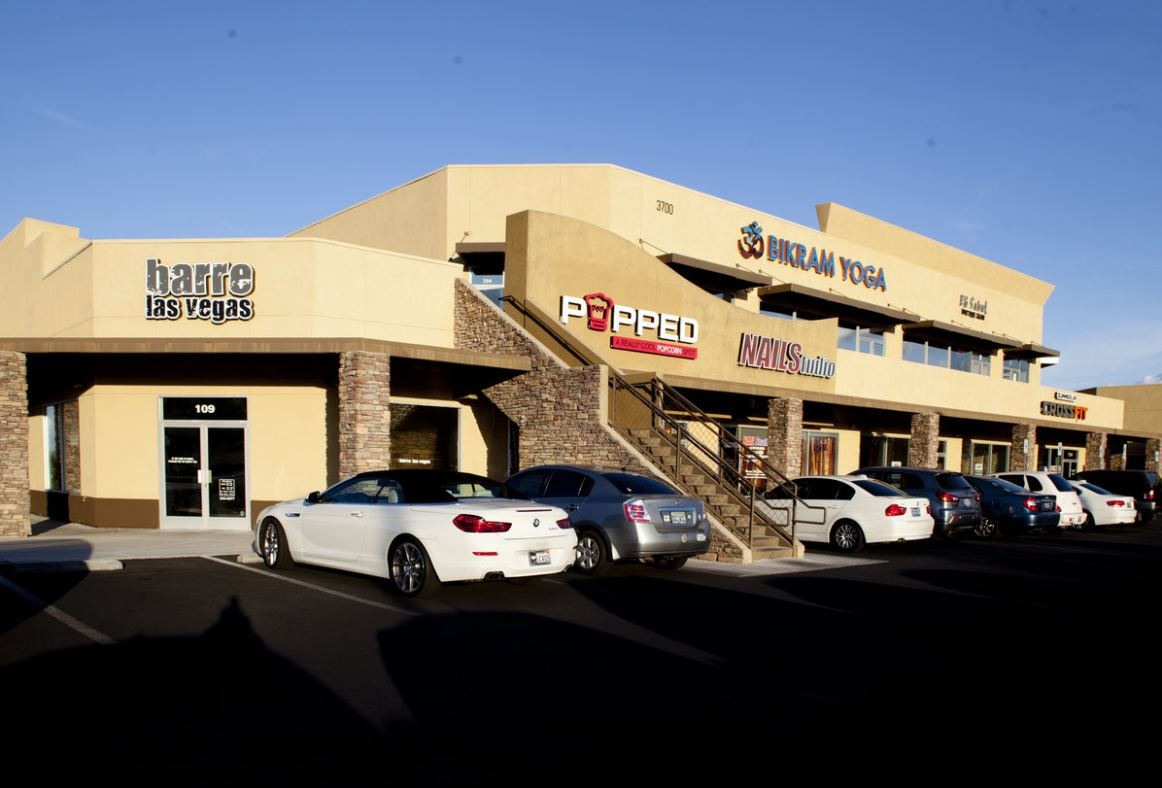 POPPED's newest location at Hualipai & Twain in Las Vegas