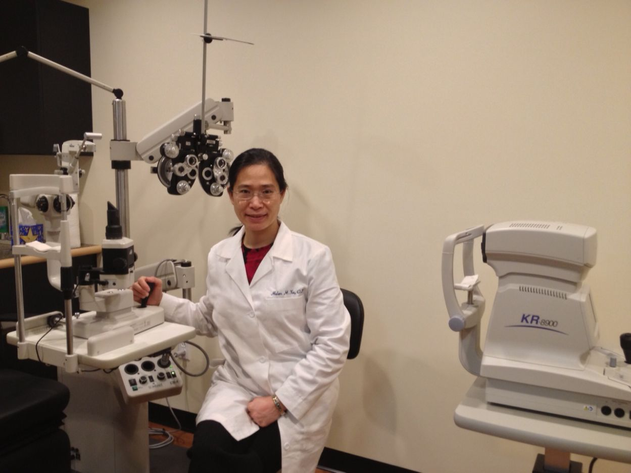 Helen Xu and HB Eye Care Center Win Second Consecutive Talk of the Town Award