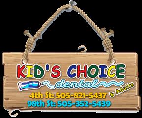 Kid's Dental Logo