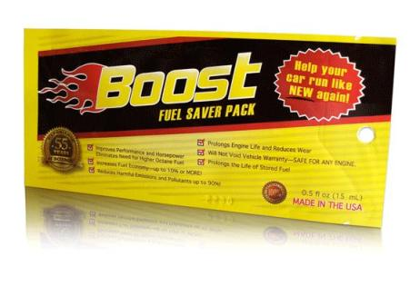 Boost Fuel Saver