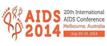 International AIDS Conference logo