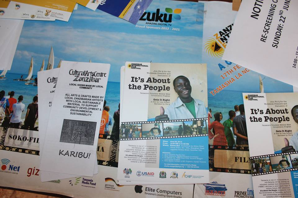 """It's About the People"" at the Zanzibar International Film Festival"