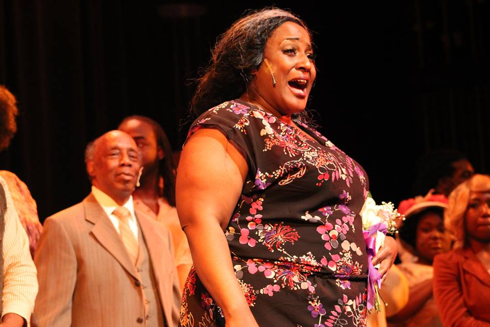 Licorish will reprise her role as Sophia in Oprah Winfrey's The Color Purple