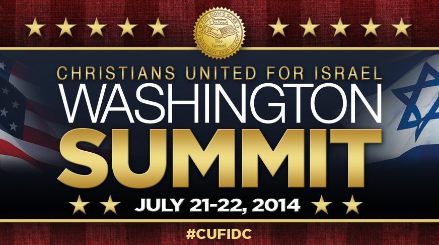 Christians United for Israel Washington Summit