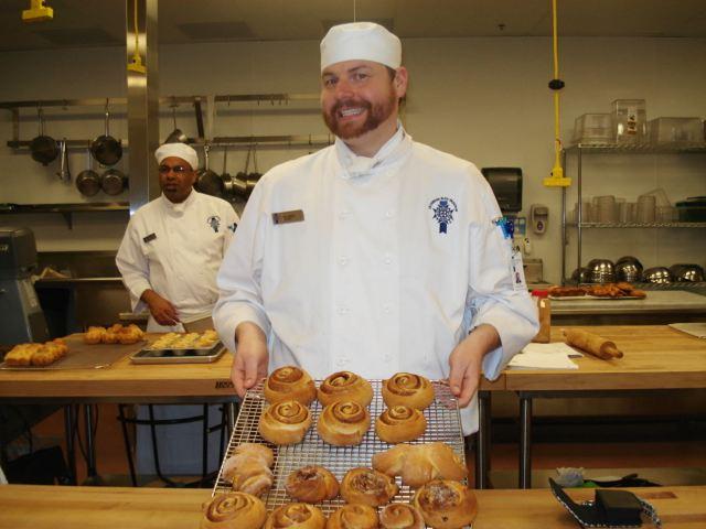 Chef Eric Lokke