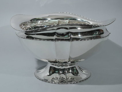 Punch Bowl Antique Silver Tiffany