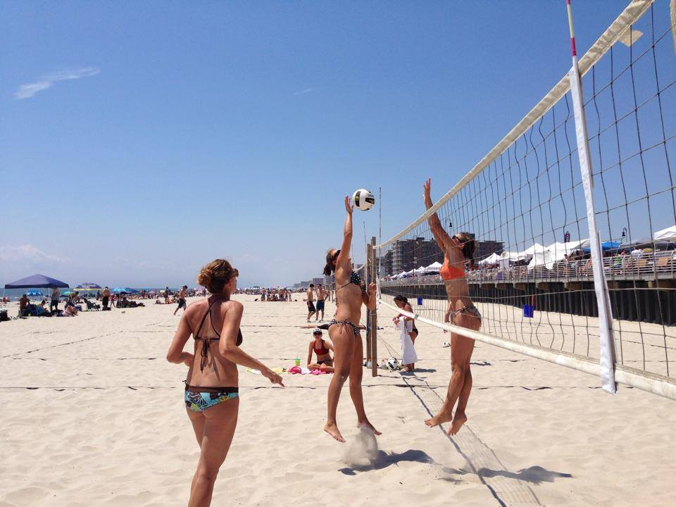 Women's Open: Long Beach, NY