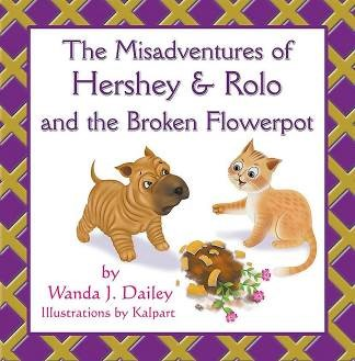 The Misadventures of Hershey and Rolo and the Brok