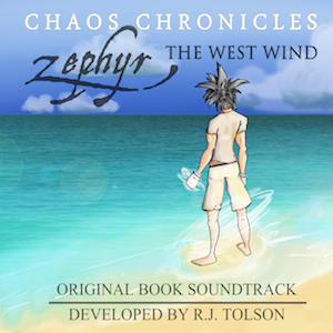 Album Cover of Zephyr the West Wind (Original Book Soundtrack) by R.J. Tolson