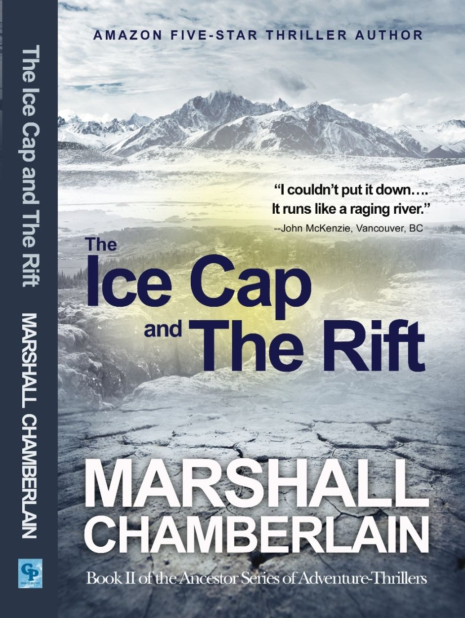 The Ice Cap and the Rift Front and Spine-UNDER 800
