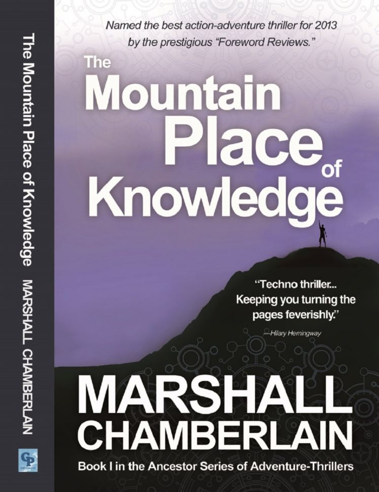 The Mountain Place of Knowledge 16 JULY 2014 MED R