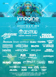 Imagine Festival Phase 2 Lineup