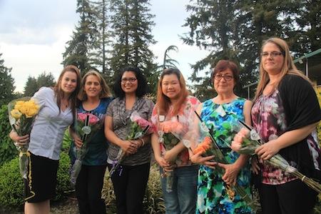 SWIB Scholarship Recipients 2014