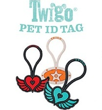 Twigo Pet ID Tags