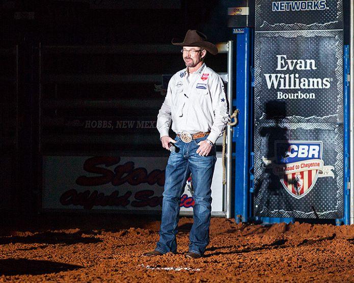 Tuff Hedeman Readies for CBR World Finals at Cheyenne Frontier Days